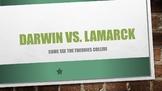 Darwinism vs. Lamarckism
