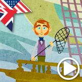 Darwin's Adventures Animated Video