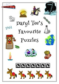 Daryl Tee's Favourite Puzzles