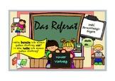 Das Referat (german) - Aspekte eines guten Vortrags - präg