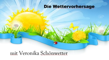 Tell the Weather! German