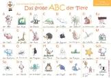 Das lustige Tier ABC