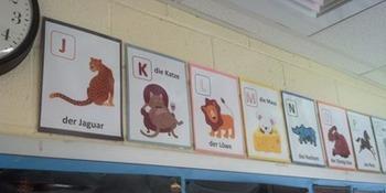 Das tierische Alphabet