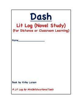 Dash Lit Log