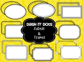 Dash N' Dots {Borders & Frames}
