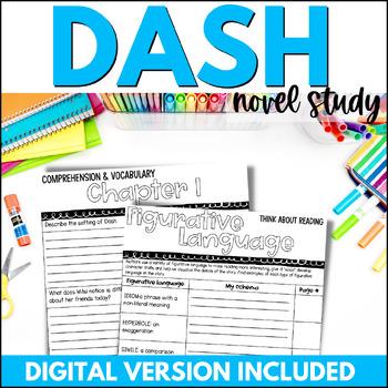 Dash Novel Study