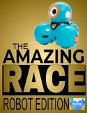 Dash Robot Amazing Race