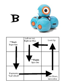 5th Grade Robotics Worksheets | Teachers Pay Teachers