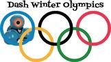 Dash Robot Winter Olympics