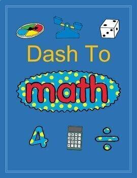Dash To Math 3rd grade (Common Core)