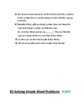 Dash To Math 4th grade (Common Core)