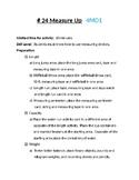 Dash To Math 4th grade (Common Core)  Measurement and Data