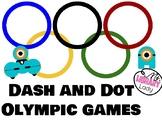 Dash and Dot Robot Winter Olympics