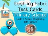 Dash-ing Robot Task Cards Bundle: 6 SCIENCE Lessons!