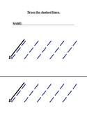 Dash lines