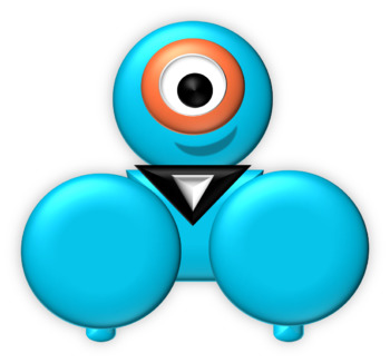 Dash the Robot Clipart FREEBIE