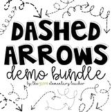 Dashed Arrows Demo Bundle