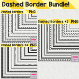 Dashed Borders: BUNDLE