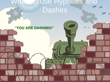 "Dashes and Hyphens-"" The Unknown Punctuation Marks"""
