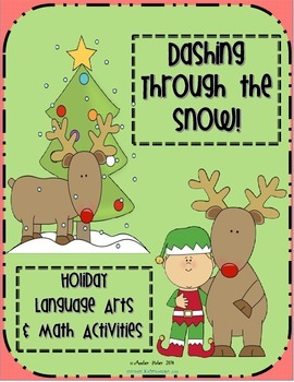 Dashing Through the Snow...Holiday Activities