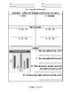 Data Analysis - (6th Grade Math TEKS 6.12A-D and 6.13A-B)