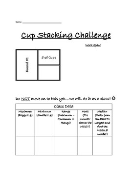 Data Analysis Cup Stacking Challenge