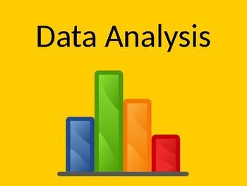 Data Analysis Graphs Intro PowerPoint Math TEK 3.8A