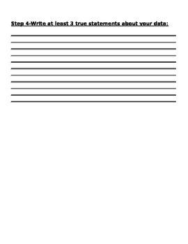 Data Analysis: Line Plot and Bar Graph