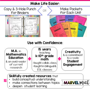Data Analysis Notebook 4th Grade TEKS by Marvel Math
