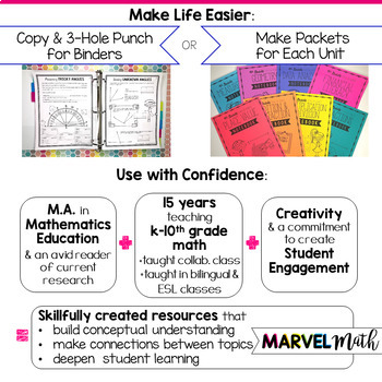 Financial Literacy Notebook 4th Grade TEKS by Marvel Math