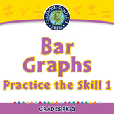 Data Analysis & Probability: Bar Graphs Practice the Skill 1 NOTEBOOK Gr. PK-2