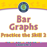 Data Analysis & Probability: Bar Graphs Practice the Skill 2 NOTEBOOK Gr. PK-2
