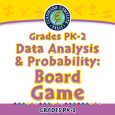 Data Analysis & Probability: Board Game - PC Gr. PK-2