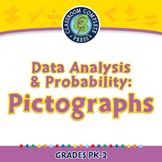 Data Analysis & Probability: Pictographs - PC Gr. PK-2