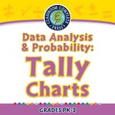 Data Analysis & Probability: Tally Charts - MAC Gr. PK-2