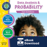 Data Analysis & Probability - Task Sheets Gr. 3-5