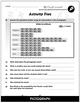 Data Analysis & Probability - Task Sheets Gr. 3-5 - BONUS WORKSHEETS