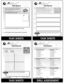 Data Analysis & Probability - Task Sheets Gr. 6-8
