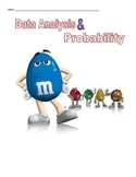 Data Analysis & Probability With M&Ms