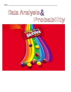 Data Analysis & Probability With Skittles