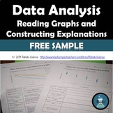 Data Analysis: Reading Graphs Sample
