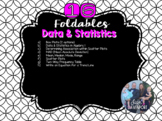 Data Analysis & Statistics (Foldable Bundle)