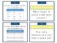 Data Analysis Task Cards Bundle Pack