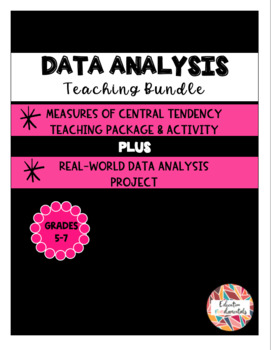 Data Analysis Teaching MINI Bundle