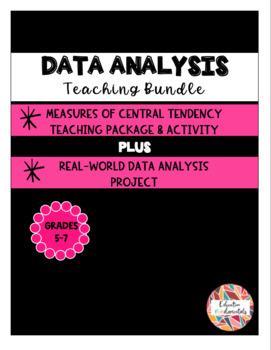 Data Analysis Teaching MINI Bundle