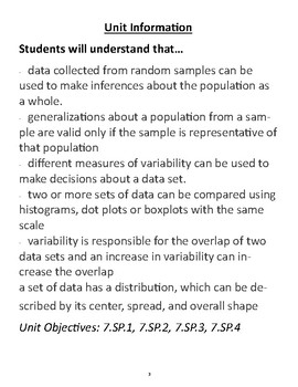 Data Analysis Unit Book