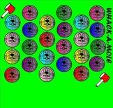 "Data Analysis Vocabulary ""Whack-a-Mole"" Smartboard Game -"
