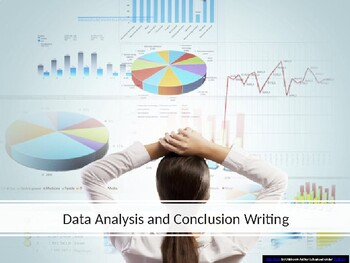 Data Analysis And Conclusion Writing Powerpoint