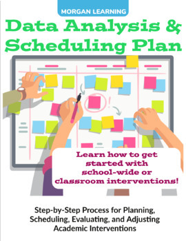 Data Analysis and Intervention Scheduling Plan EDITABLE