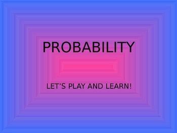 Data Analysis and Probability